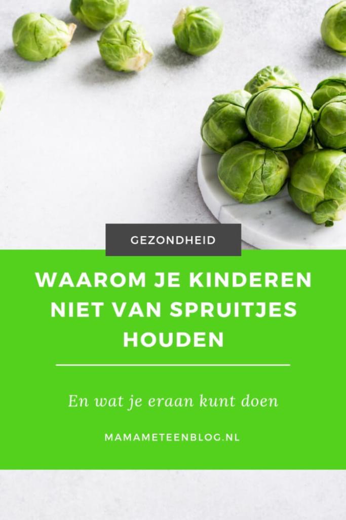spruitjes mamameteenblog.nl