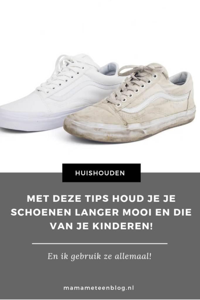 Met deze tips houd je je schoenen langer mooi en die van je kinderen! mamameteenblog.nl