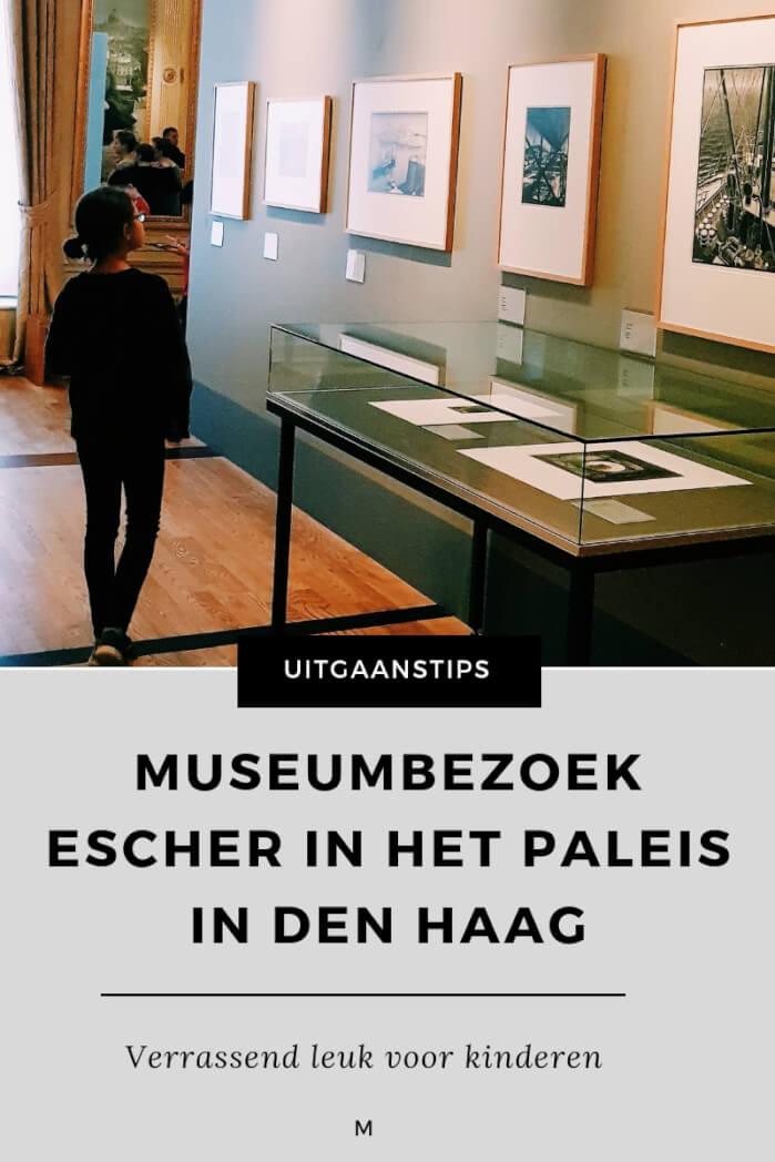 Museum Escher in het paleis mamameteenblog.nl