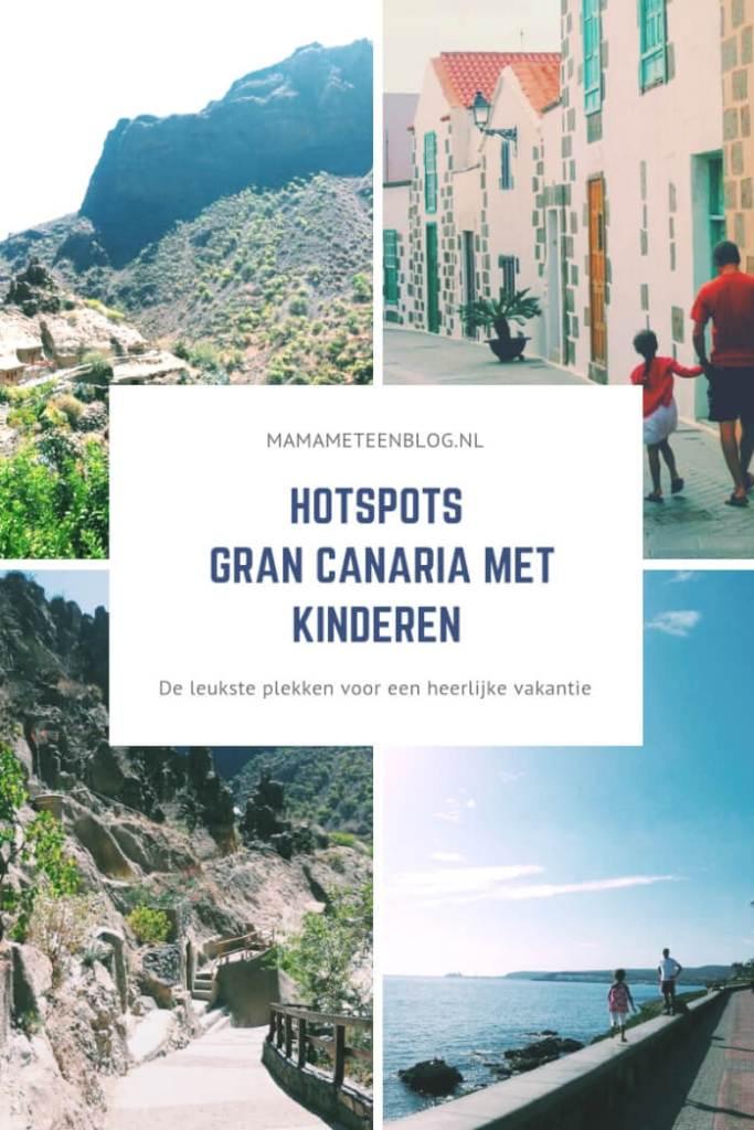 hotspots Gran Canaria met kinderen mamameteenbog.nl