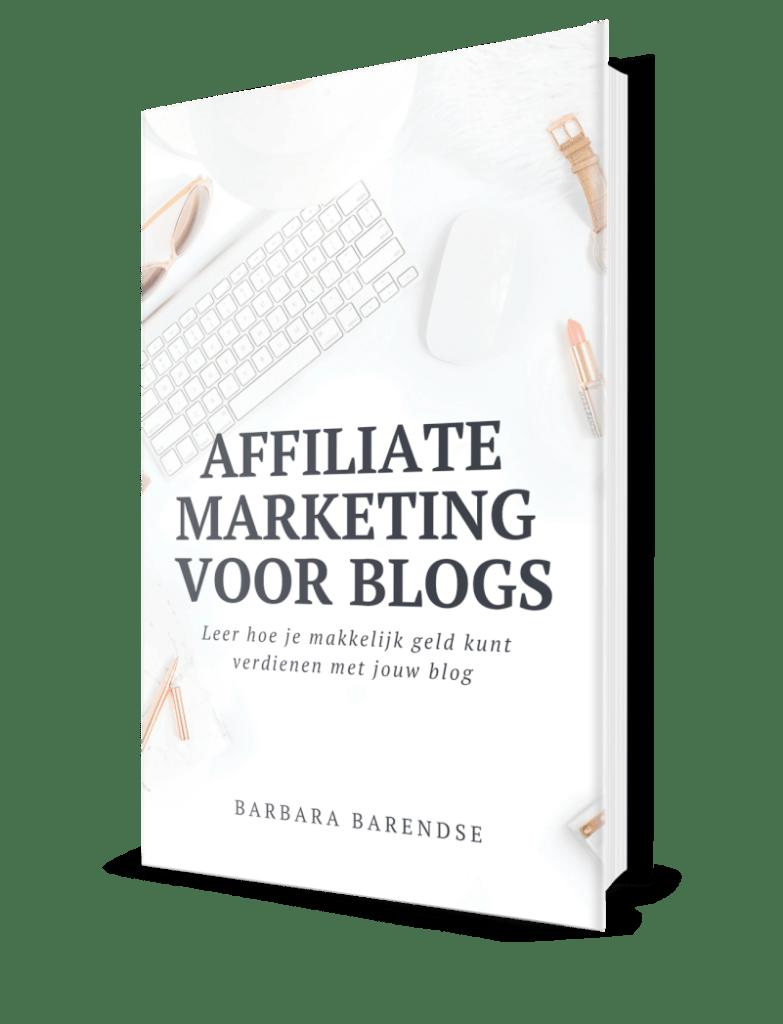 Affiliate marketing voor blogs