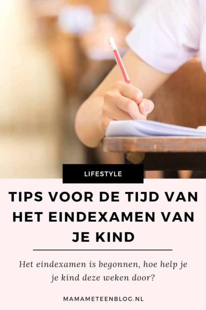 tips eindexamen mamameteenblog.nl