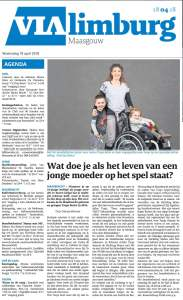 VIA Limburg editie Maasgouw