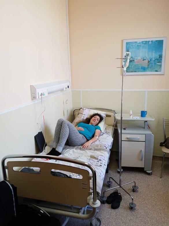 Dag min 11: eerste dag stamcel stimulatie injecties