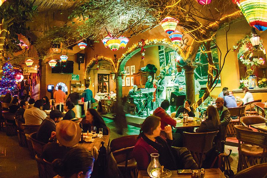 Salsa Restaurante San Miguel