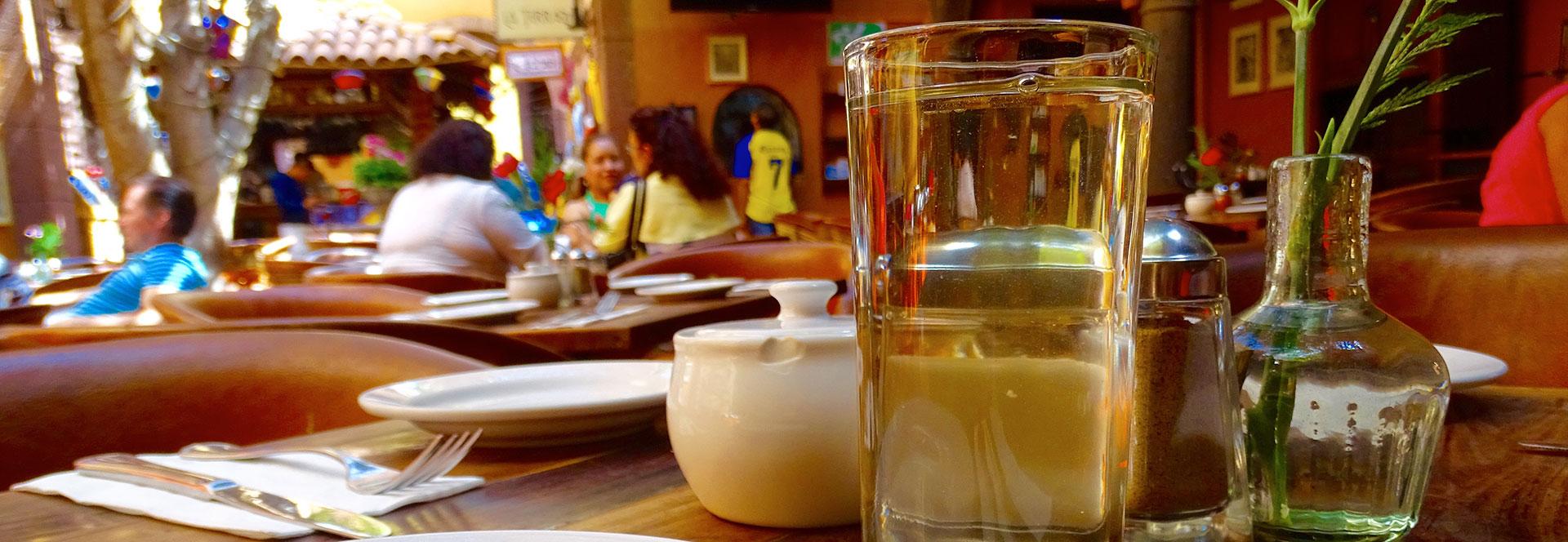 Buffet San Miguel de Allende