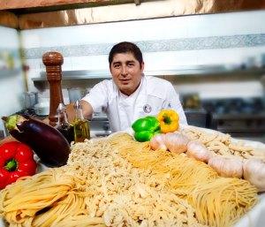 Chef Nicolás Cortés MAMA MIA  San Miguel de Allende