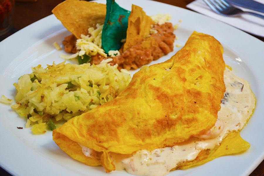 Omelett MAMA MIA San Miguel de Allende