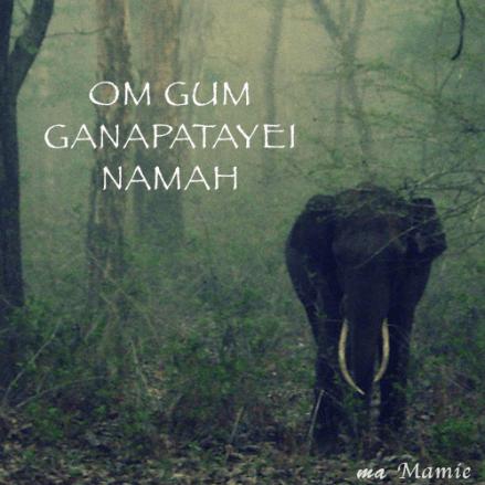 Om gum ganapatayei namah - mantra
