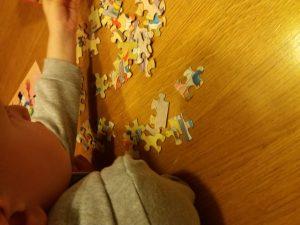 puzzelen met Luca