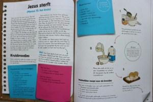 Recept bij Jezus sterft
