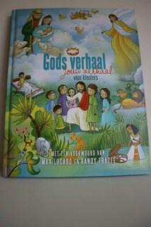 bijbel lezen God's verhaal