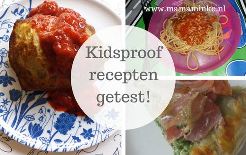kidsproof recepten uitgelichte afbeelding