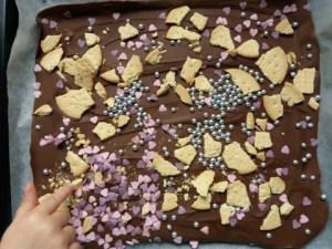 moederdagchocola het resultaat