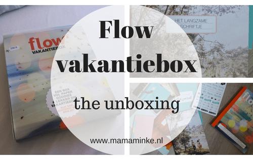 flow vakantiebox uitgelichte afbeelding