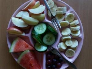 dagboek #21 fruit