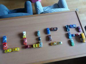 dagboek #22 naam van cars auto's