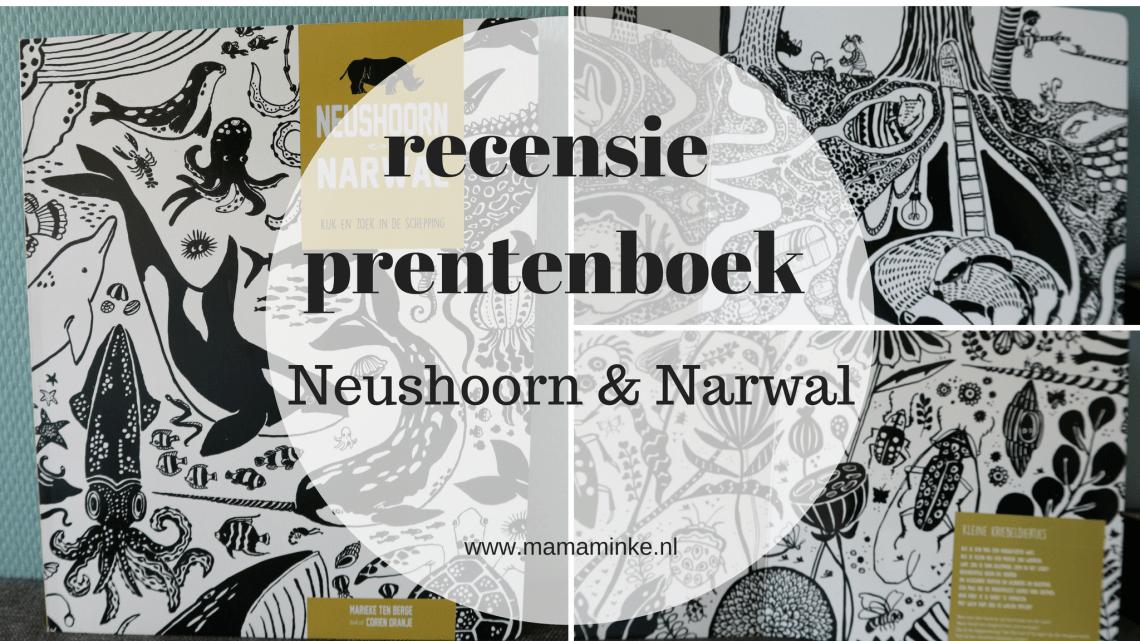 Neushoorn en Narwal een kartonnen prentenboek voor kinderen om meer te ontdekken over de schepping. Het geloof meegeven via een boek anders dan de bijbel. Op een leuke manier verteld en weergegeven. uitgelicht afbeelding