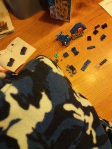 met lego spelen