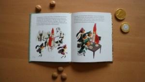 Het verhaal van sinterklaas gouden boekje inhoudt 1