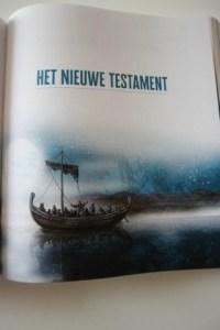 Kinderbijbel HSV nieuwe testament