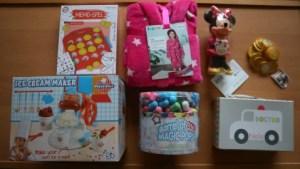 Nola kreeg veel cadeautjes met Sinterklaas. Veel leuke cadeautips voor een 3 jarig meisje. Overzicht cadeautjes familie mama