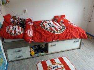 nieuw bed luca