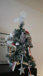 kersthanger cre8 met winactie. in de kerstboom