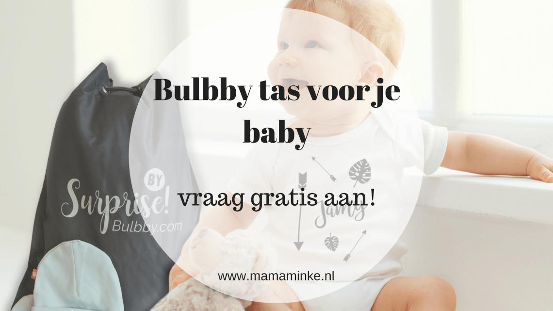Gratis tas van bulbby voor je baby. Uitgelichte afbeelding