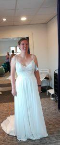 Bruidsjurk, trouwjurk, the new bride