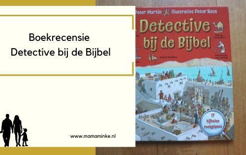 Detective bij de Bijbel uitgelichte afbeelding
