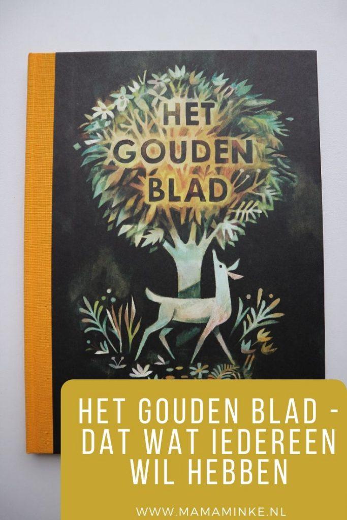 Het gouden blad - pinterest