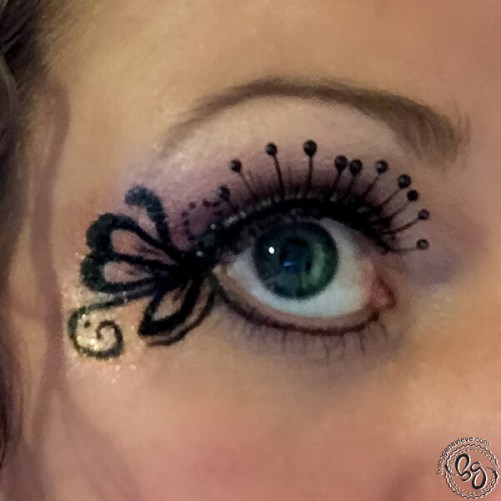 Butterfly Make-Up