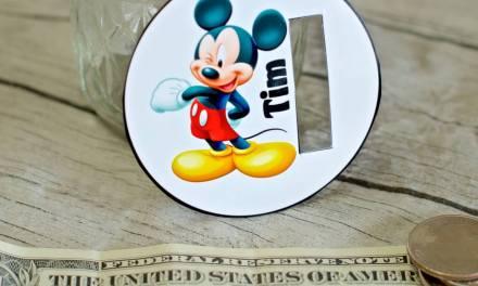 Disney Money Jar