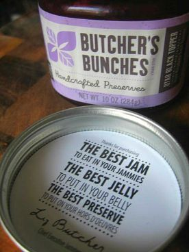 butchers bunches jam