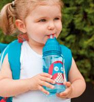 sätt att avvänja ett barn från flaskan