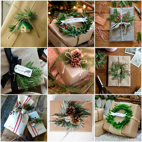 Smukt pakke gaver til det nye år 4