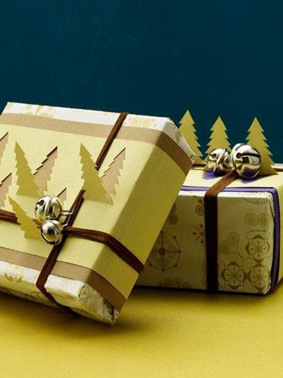 Smukt pakke gaver til det nye år 5