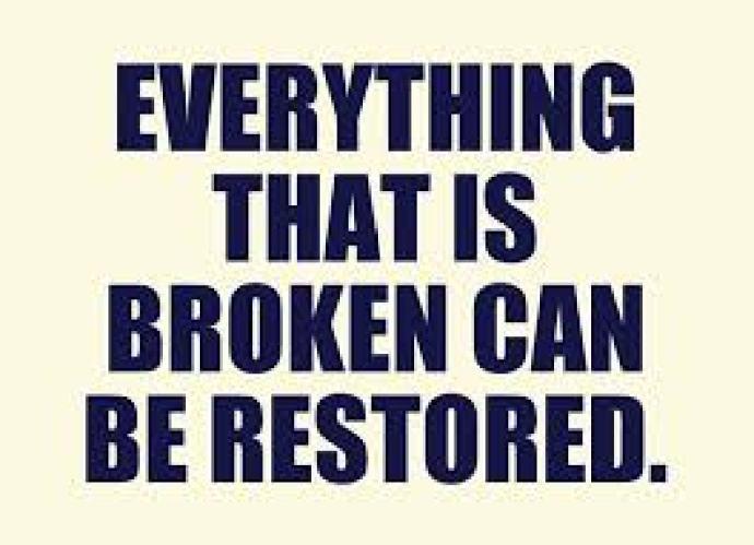 Ways to restore Broken Relationship