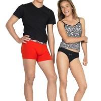Avec DIM, de jolis sous-vêtements pour nos enfants!! (concours avec un ensemble à gagner)