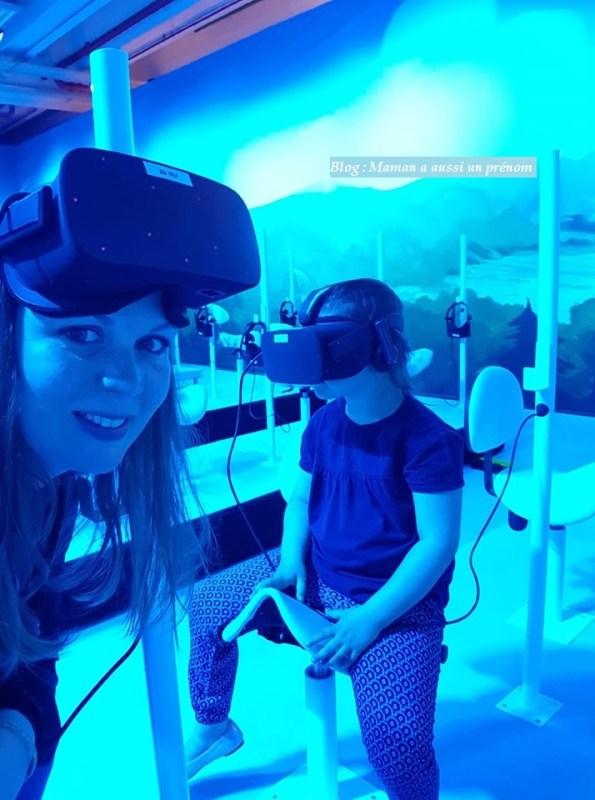La Schtroumpf Expérience - Réalité Virtuelle