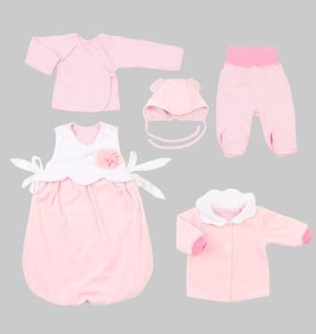 какую одежду купить новорожденному на первое время