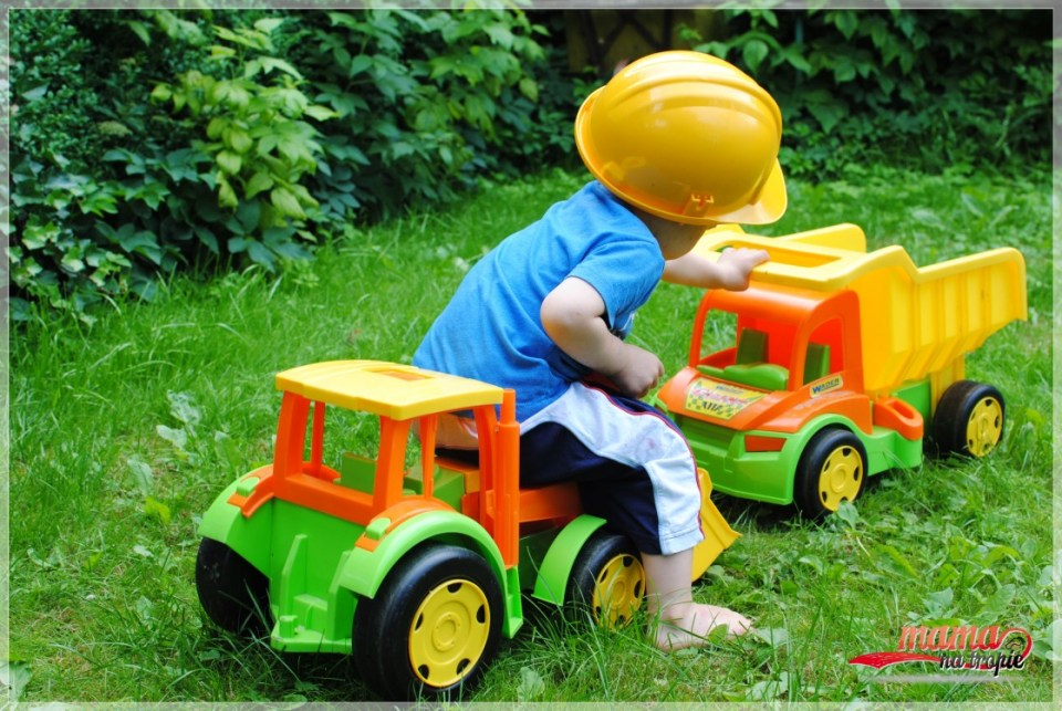 Zabawki ogrodowe Wader