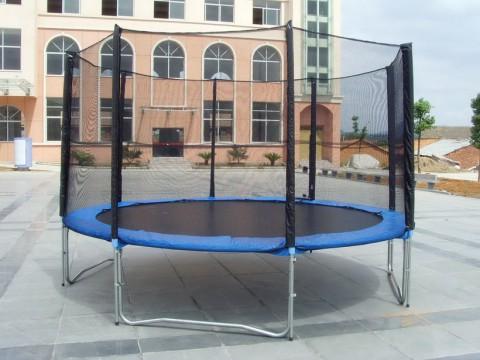 jaką kupić trampolinę