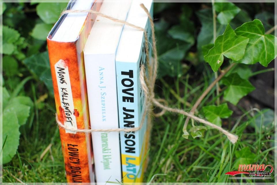 książki na lato, nasza księgarnia, rebis