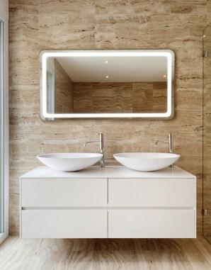 lustro łazienkowe, design, nowoczesna łazzienka