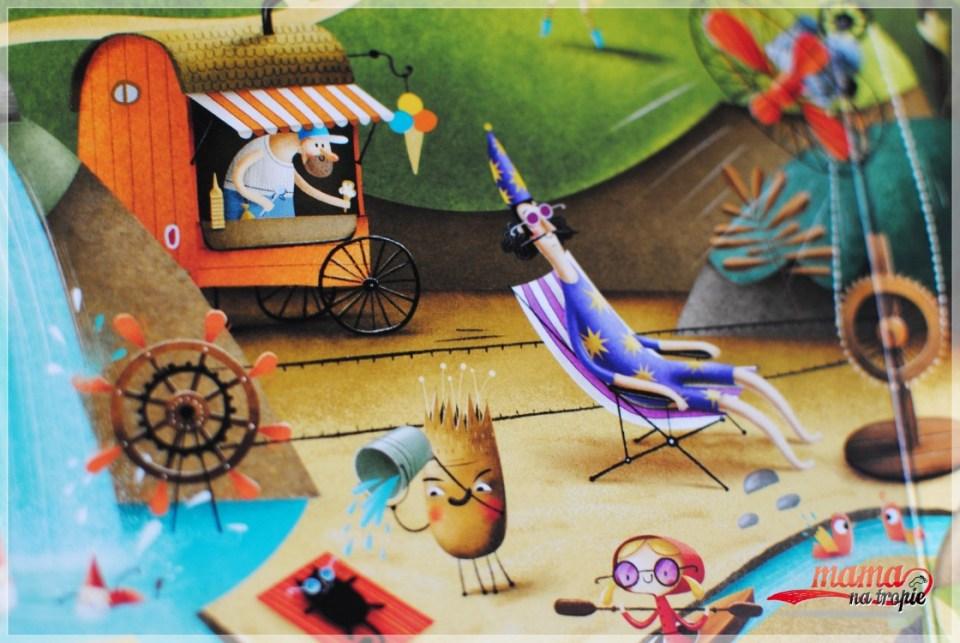 rok w krainie czarów, nasza księgarnia, książka dla dzieci