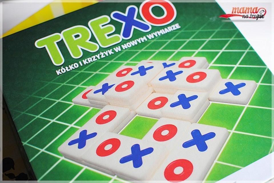 trexo, kółko i krzyżyk, egmont, gra dla dorosłych