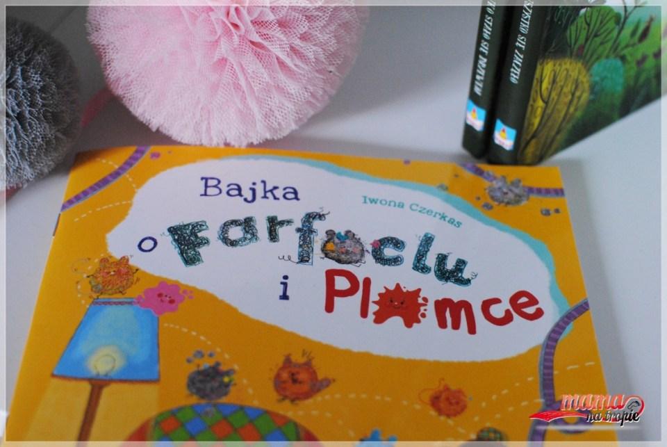 farfocel i plamka, skrzat, dla dzieci