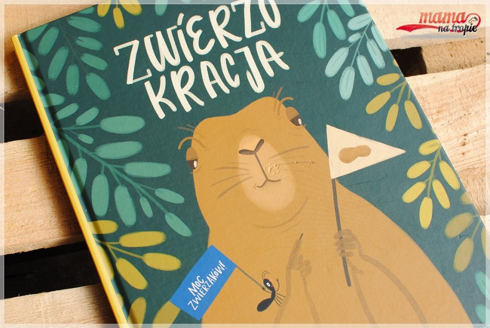zwierzokracja, prawa zwierząt, książka dla dzieci,